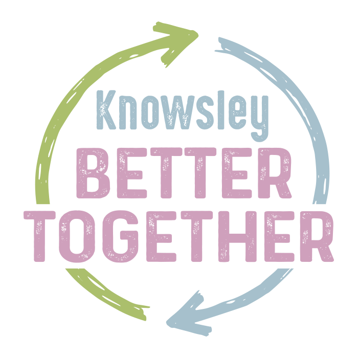 Knowsley Better Together Logo